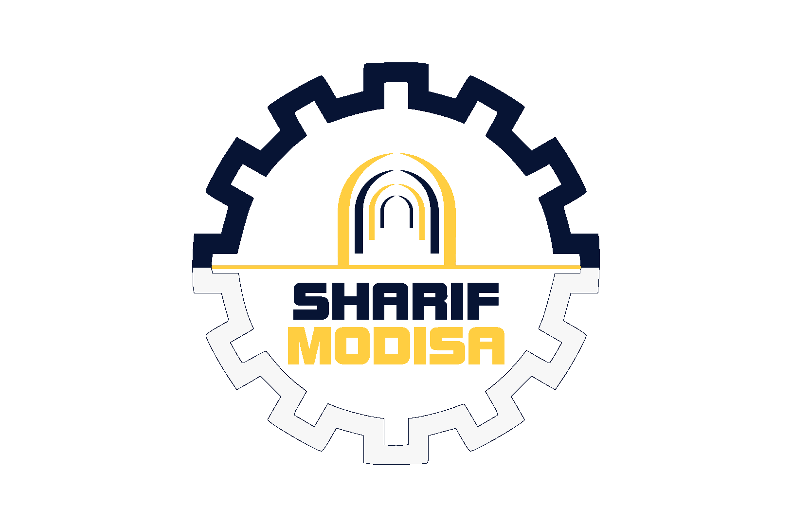 Sharif Modisa Logo New Stroked